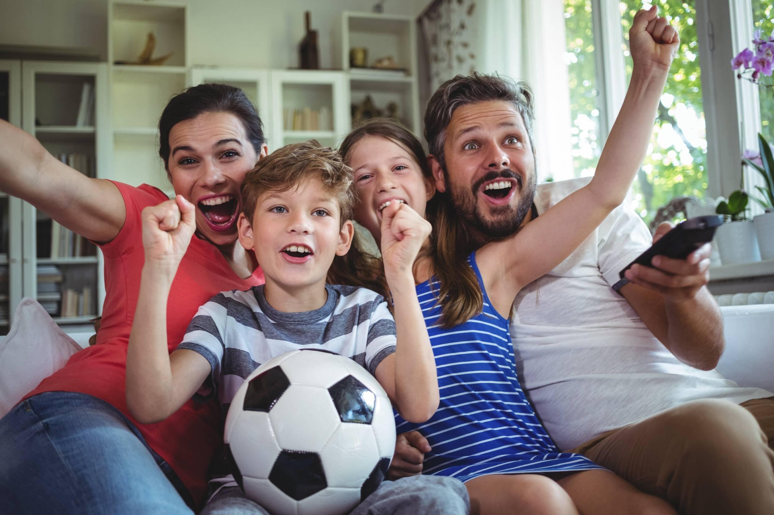 Gorenje và gia đình bạn đồng hành cùng EURO2020