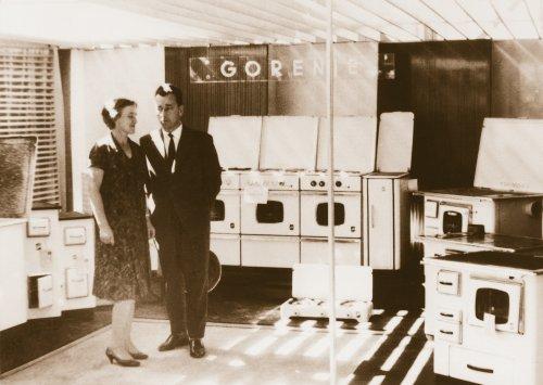 50 năm di sản thiết kế tại Gorenje